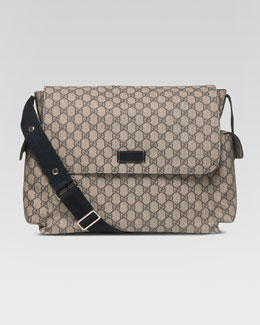 Gucci GG Large Diaper Bag