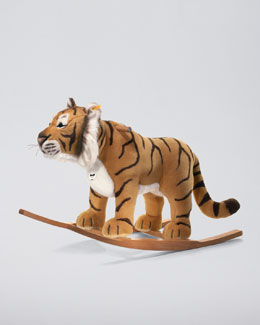 Steiff Radjah Riding Tiger, 28""
