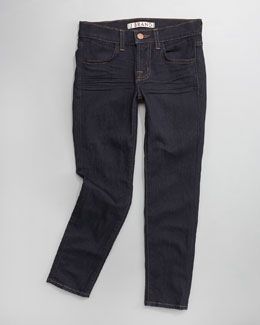 J Brand Jeans Straight-Leg Starless Stretch Jeans