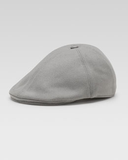 Gucci Felted Coppola Hat