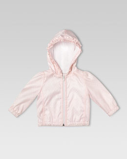 Gucci Waterproof Mini GG Jacket