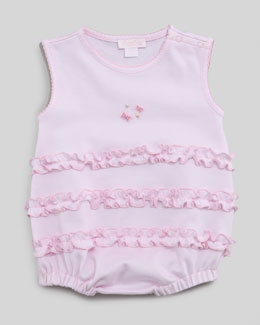 Kissy Kissy Scattered Fairyland Embroidered Bubble