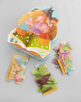 Dejeco Three Little Pigs Puzzle