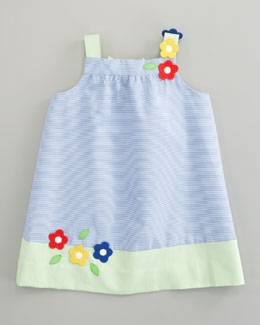 Florence Eiseman Spring Mix Dress, Sizes 4-6X