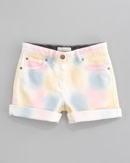Stella McCartney Devon Tie-Dye Shorts