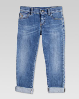 Gucci Basic Denim Jeans