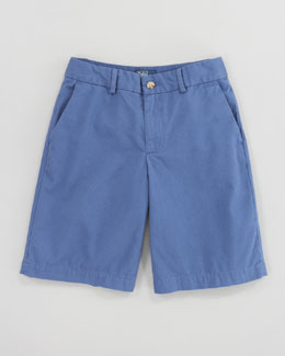 Ralph Lauren Childrenswear Vintage Royal Preppy Shorts, Sizes 8-10