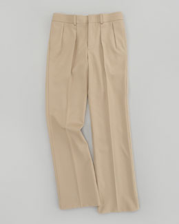 Ralph Lauren Childrenswear Double Pleated Woodsman Pants, Sizes 8-14