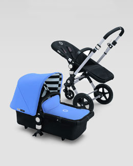 Bugaboo Cameleon3 Tailored Fabric  Set, Jewel Blue