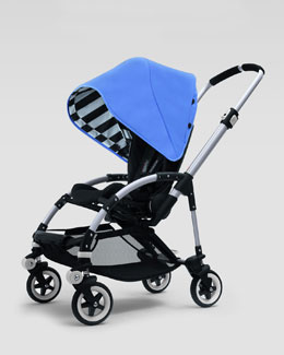 Bugaboo Bee Sun Canopy, Jewel Blue