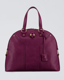 Yves Saint Laurent Oversize Muse Satchel