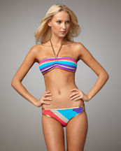 MARC by Marc Jacobs Merida Striped Bikini