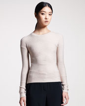 Alexander Wang Bandage-Knit Sweater