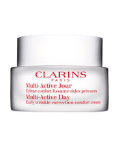 Clarins Multi-Active Day Early Wrinkle Correction Cream, Dry Skin