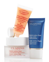 Clarins Multi-Active Skin Solutions- Wrinkle Correcting