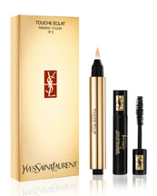 Yves Saint Laurent Limited-Edition Touche Eclat & Shocking Mascara Set
