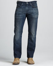 AG Adriano Goldschmied Protege 7-Years Ash Jeans