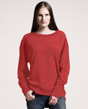 Rag & Bone Oversized Terry Top