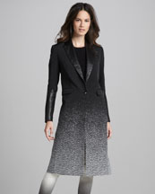 Rag & Bone BG 111th Anniversary Scalpel Coat