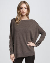 Vince Boat-Neck Sweater
