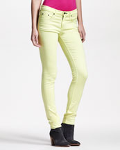 rag & bone/JEAN The Skinny Canary Jeans