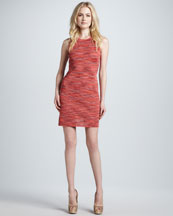 M Missoni Space-Dye Tank Dress