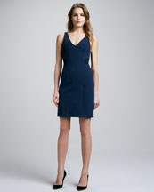 Theory New Recovery Fitted Dress
