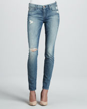 7 For All Mankind Vintage Skinny Jeans