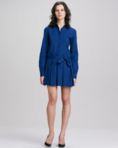 Diane von Furstenberg Montana Fit-and-Flare Dress