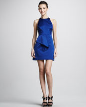 Milly Cascade Sheath Dress