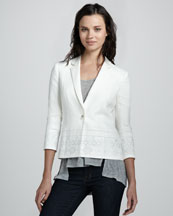 Elizabeth and James Hazel Embellished Blazer