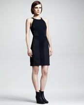 Rag & Bone Camden Racerback Contour Dress