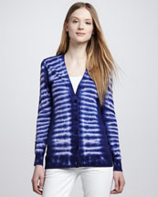Tory Burch Pat Cardigan