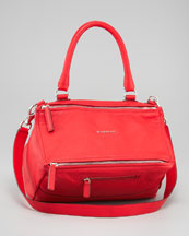 Givenchy Pandora Sugar Leather Bag, Medium