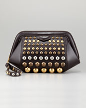MARC by Marc Jacobs Thunderdome Wristlet Clutch Bag