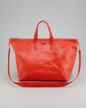 Marc Jacobs The Small Sheila Tote Bag, Coral