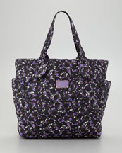 MARC by Marc Jacobs Pretty Nylon Medium Exeter-Print Tote Bag