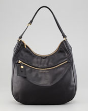 MARC by Marc Jacobs Wild Wild Willis Hobo Bag, Black