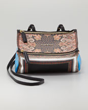 Givenchy Printed Pandora Mini Crossbody Bag