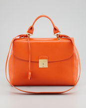 Marc Jacobs The 1984 Satchel Bag, Mandarin