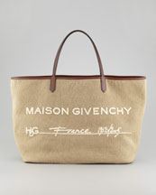 Givenchy Antigona Maison HDG Large Shopper Tote Bag