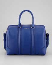 Givenchy Lucrezia Medium Satchel Bag, Royal