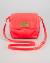 MARC by Marc Jacobs Classic Q Isabelle Crossbody Bag, Pink