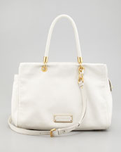 MARC by Marc Jacobs Too Hot To Handle Tote Bag, White