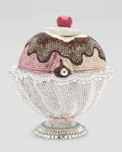 Judith Leiber Hot Fudge Ice Cream Sundae Minaudiere