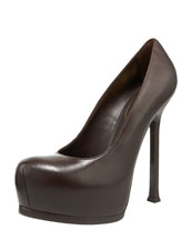 Yves Saint Laurent Tribtoo Napa Pump