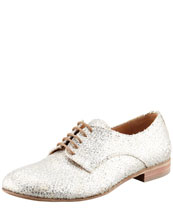 Maison Martin Margiela Replica Style Metallic Oxford
