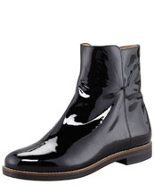 Gift yourself these Margiela patent boots @Bergdorfs -- on sale! featured on shopalicious.com