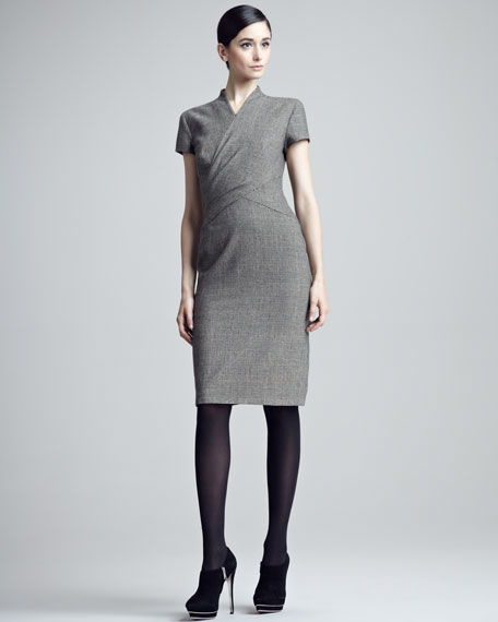 Douglas Check Dress