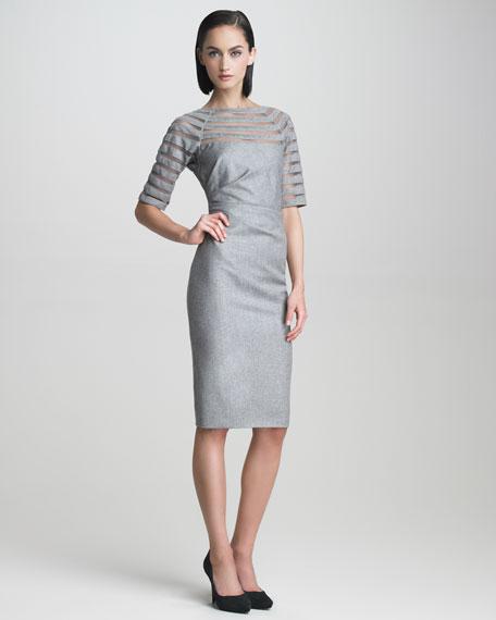 Lightweight Wool Dress